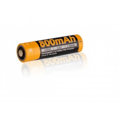 Fenix 14500 ARB-L14-800 800mAh rechargeable battery
