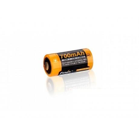 Fenix 16340 ARB-L16-700 700mAh rechargeable battery