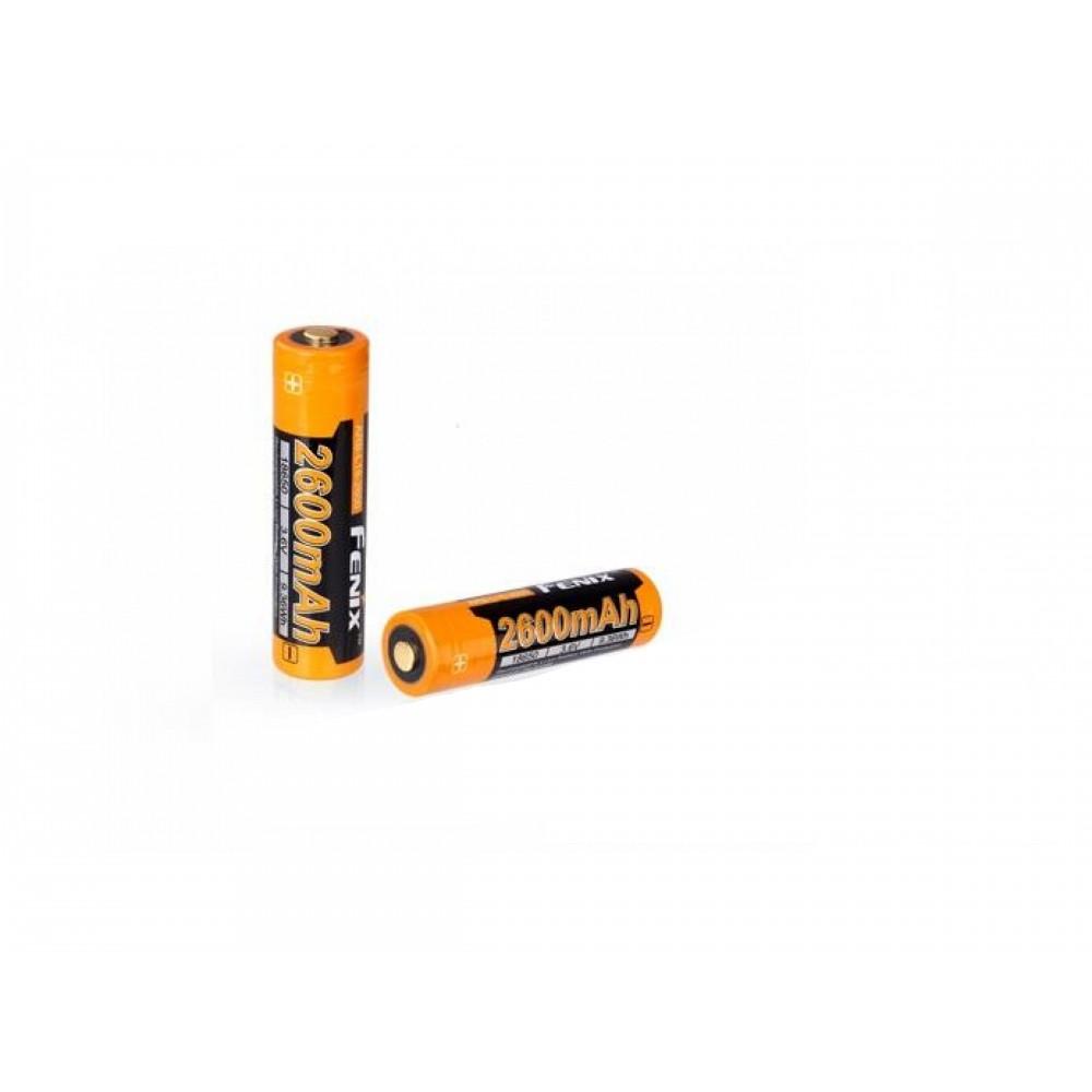 Fenix 18650 ARB-L18-2600 2600mAh rechargeable battery