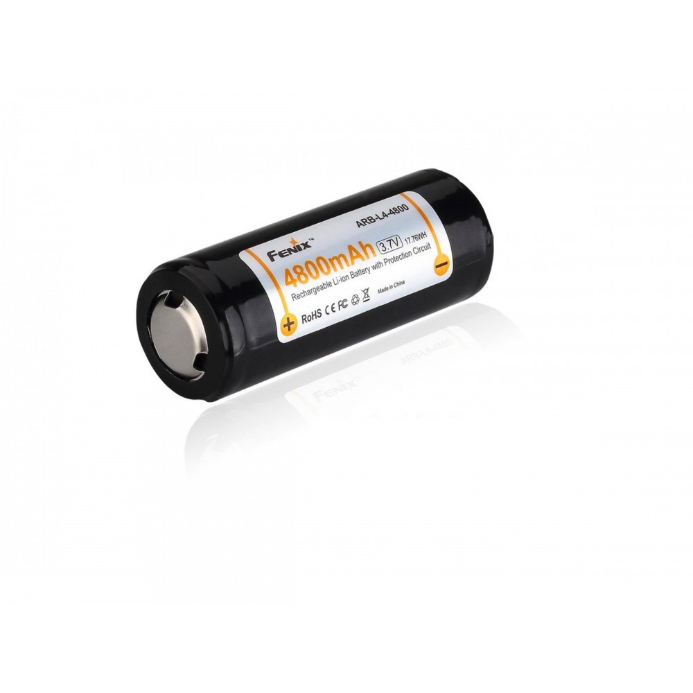 Fenix 26650 ARB-L4-4800 4800mAh rechargeable battery
