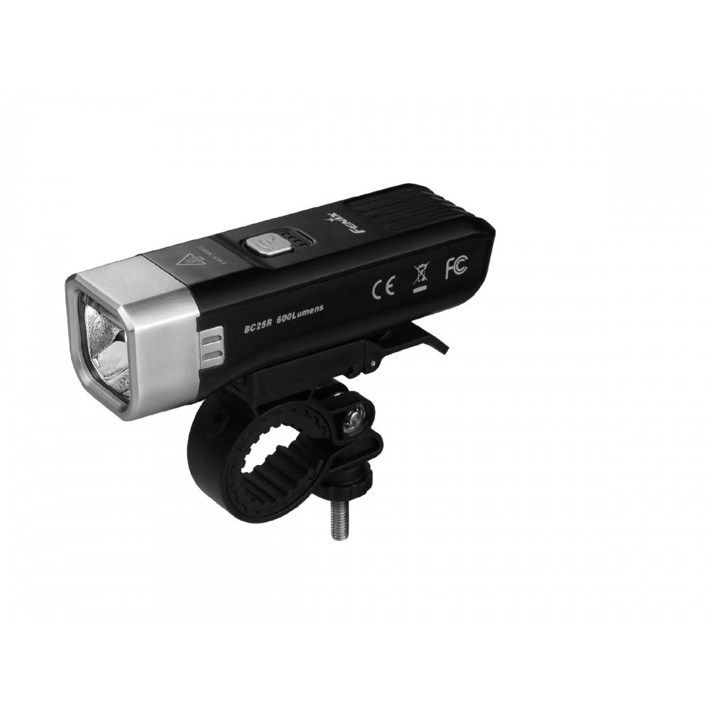 Lanterna cu led pentru bicicleta Fenix BC25R