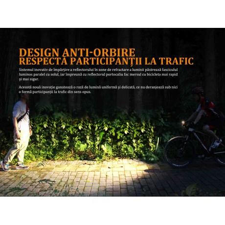 Fenix BC35R led Bicycle flashlight
