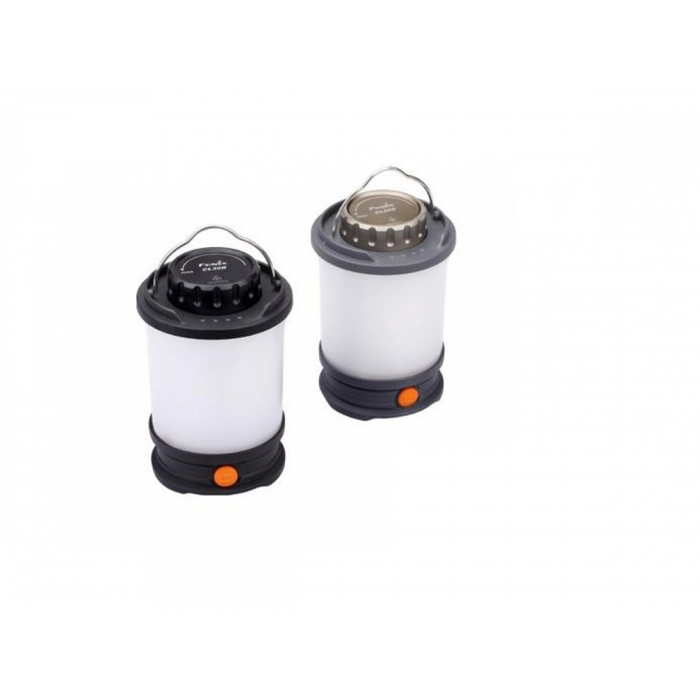 Lanterna cu led pentru camping Fenix CL30R