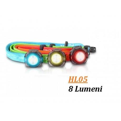 Lanterna frontala Fenix HL05