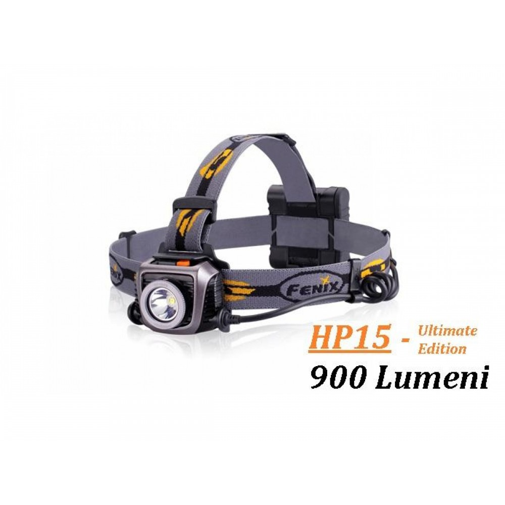 Fenix HP15 Ultimate Edition headlamp