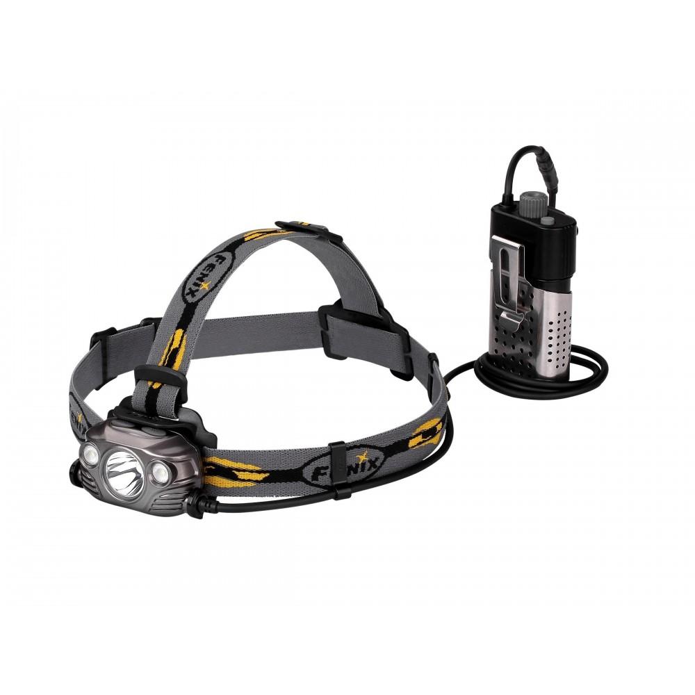Lanterna cu led frontala Fenix HP30R
