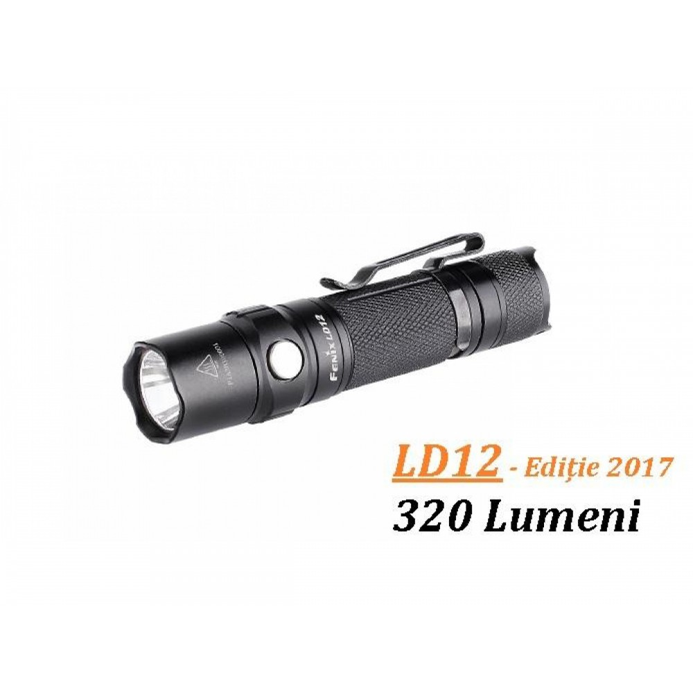 Lanterna Fenix LD12 - Ediție 2017
