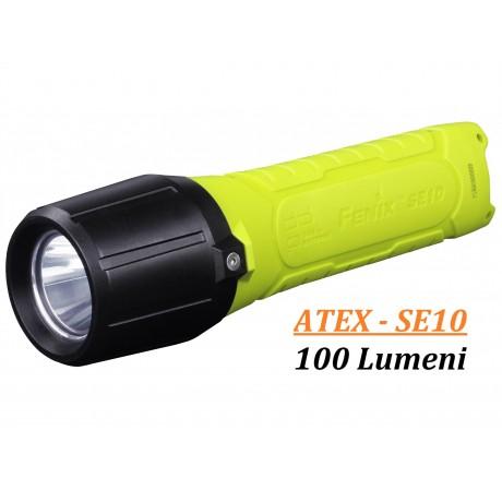 Lanterna cu led antistatica pentru medii ATEX Fenix SE10