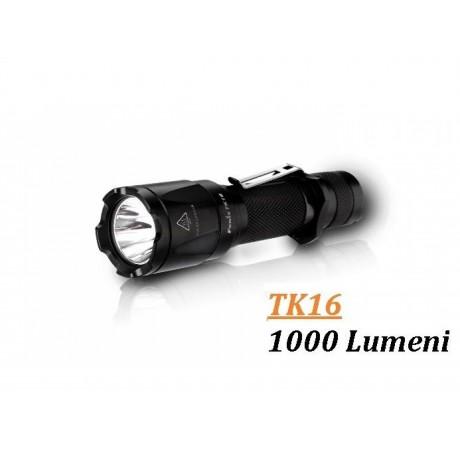 Lanterna cu led pentru urgente Fenix TK16