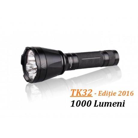 Lanterna cu led Fenix TK32 Editie 2016