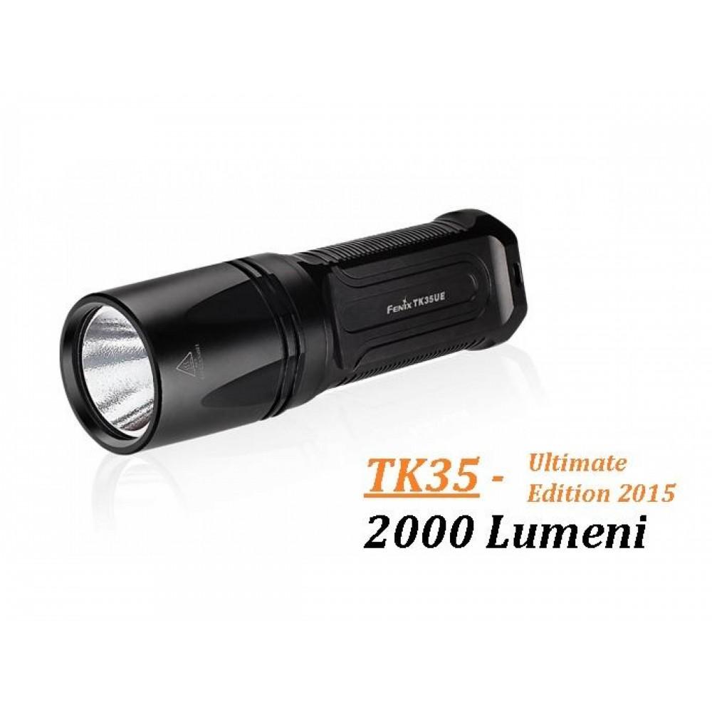 Lanterna Fenix TK35 UE - XHP 50 - Ediție 2015