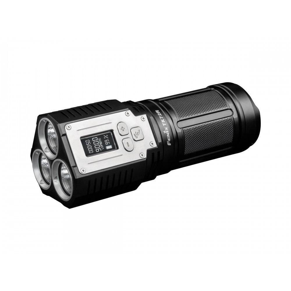 Lanterna tactica de mare putere cu led Fenix TK72R