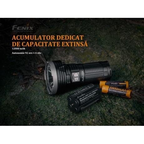 Fenix LR40R professional led flashlight
