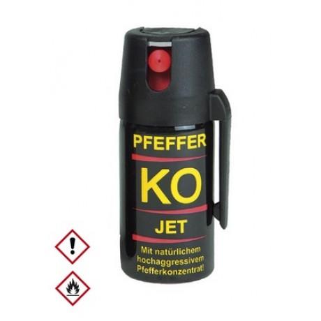 Spray cu piper Klever Jet pentru autoaparare