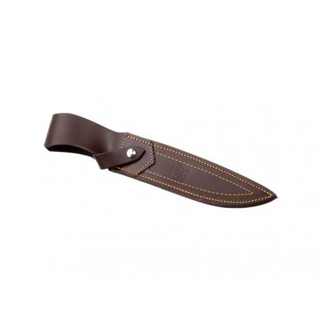 Cutit de vanatoare Joker zeria Zorro lama 20.50 cm maner din lemn de maslin
